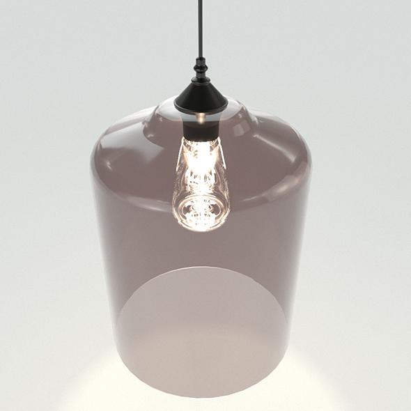 Plexiglas Lamp - 3DOcean Item for Sale
