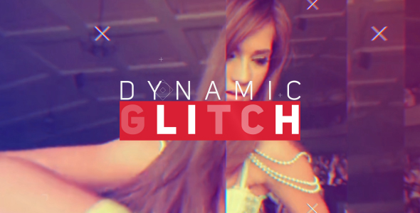 VideoHive Dynamic Glitch 19466346