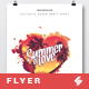 Summer Of Love 2 - Party Flyer / Poster Artwork Template A3
