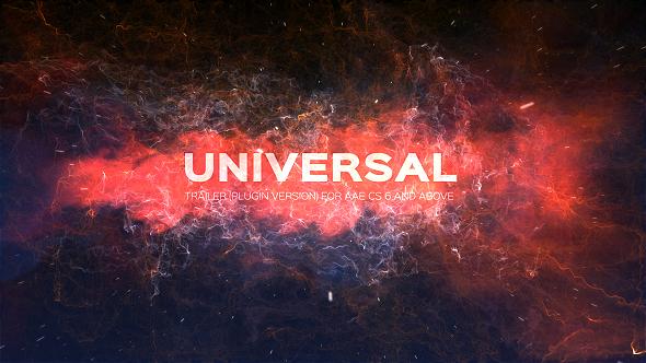 VideoHive Universal Trailer 19467722