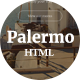 Palermo - Responsive Hotel Template