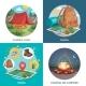 Summer Travel Design Concept