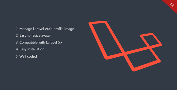 Laravel Avatar Management – Upload and Resize Profile Image (PHP Scripts)