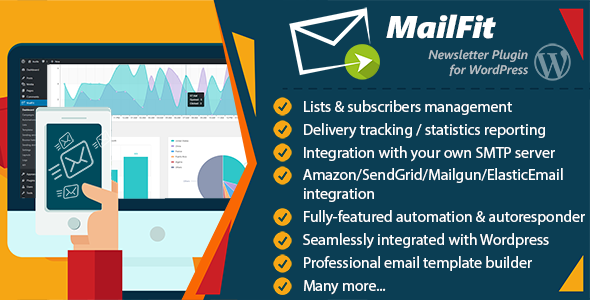 MailFit - Newsletter Plugin for WordPress