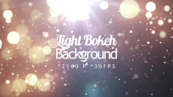 VideoHive Light Bokeh 19470438