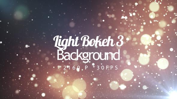VideoHive Light Bokeh 3 19470449
