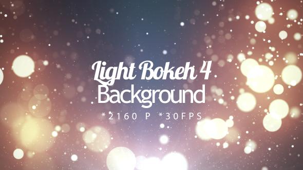 VideoHive Light Bokeh 4 19470454