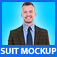 Suit Mockup Model