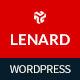 Lenard - Onepage Business Responsive WordPress Theme