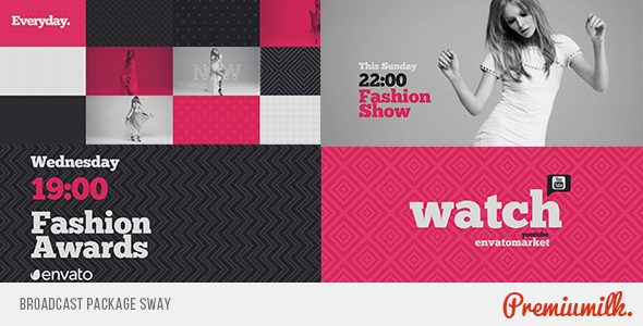 VideoHive Broadcast Package Sway 19471751