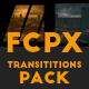FCPX Wipe Transitions Pack