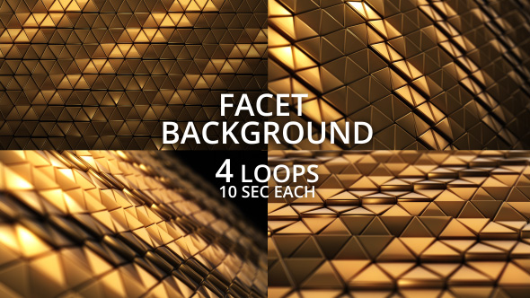 VideoHive Facet background 19472151