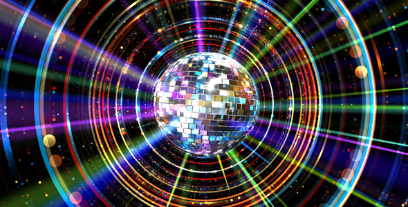 VideoHive Disco Stage 19472671