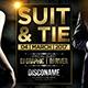 Suit & Tie Flyer