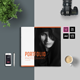 Photo Album Template-Graphicriver中文最全的素材分享平台