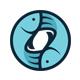 Pisces Logo Template