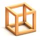Optical Illusions Cube