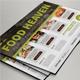 Edit Foods Flyer Templates V2