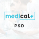 Medical - Health Care<hr/> Clinic PSD Template&#8221; height=&#8221;80&#8243; width=&#8221;80&#8243;></a></div><div class=