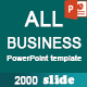 ALL Business Powerpoint Presentation Template