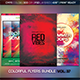 Colorful Flyers Bundle Vol. 37