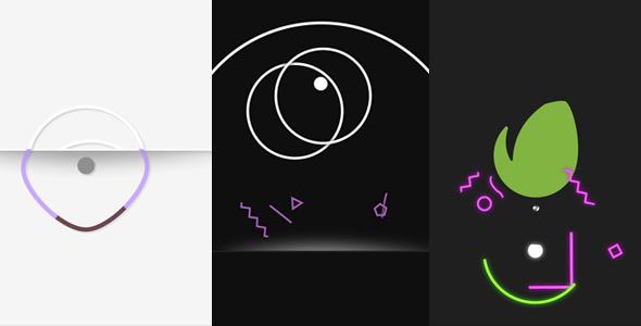 VideoHive Minimal Shapes Logo Reveal 19449286