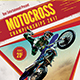 Motocross Championships Flyer Template