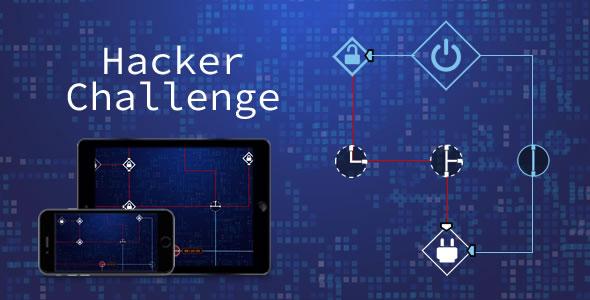 Download Hacker Challenge - HTML5 Game