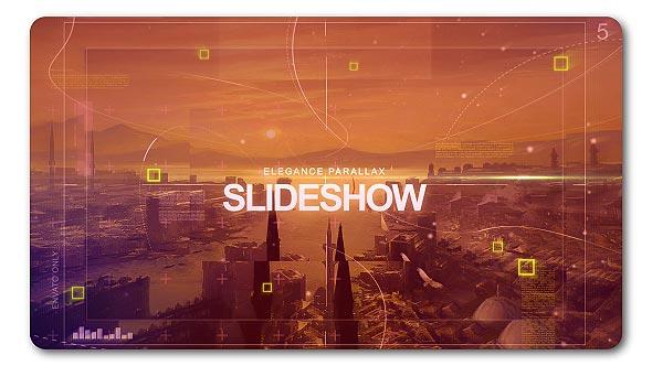 VideoHive Elegance Parallax Slideshow 19477109