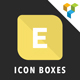 Elegant Icon Box | Visual Composer Add-on | WordPress plugin