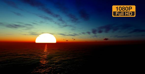 VideoHive Sunset Ocean 19478286