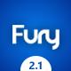 Fury - Angular 2 Material Design Admin Template