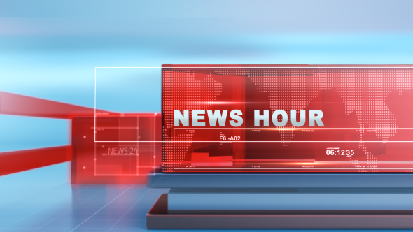 VideoHive News Open 19443643