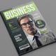 Business Magazine Template