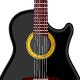 Romantic acoustic guitars
