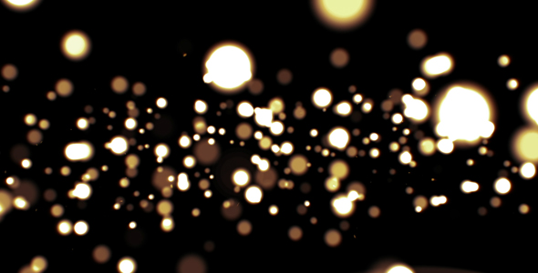 VideoHive Glowing Particles 19480800