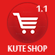 Kute Shop -  Super Market WooComerce WordPress Theme