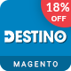 Destino - Multipurpose Responsive Magento 2 Theme |  Digital Store | Fashion Store