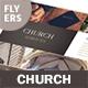Church Flyers 4 – 4 Options