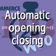 Woocommerce Store Closing
