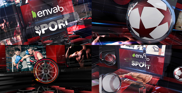 VideoHive Sport Action 19449747