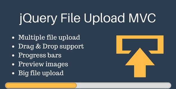 jQuery File Upload in MVC