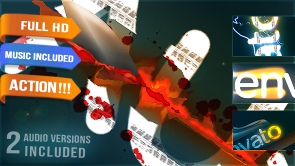 VideoHive Film Game Production Logo 19483605