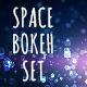 Space Bokeh Light Set