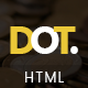 DOT - HTML Template for Business Consultancy and Finance Services