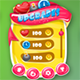 Bubble Shooter Game Interface