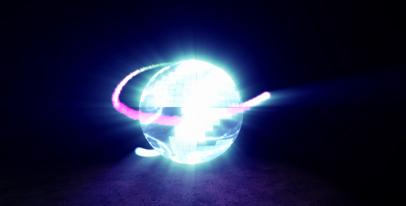 VideoHive Vj Disco Ball 19484210