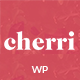 Cherri - A WordPress Blog & Magazine Theme