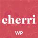 Cherri - A WordPress Blog & Magazine Theme