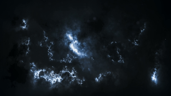 VideoHive Grey Storm Clouds 19484328